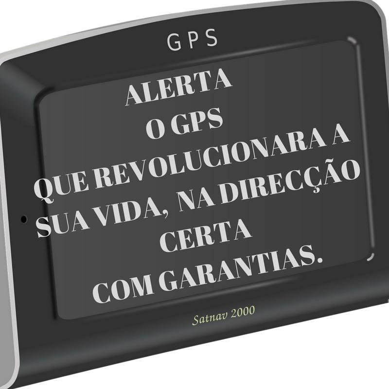 O teu GPS esta activo ??
